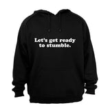 Ready To Stumble - St. Patrick's Day - Hoodie - BuyAbility South Africa