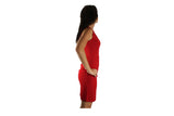 Red Dress with Strapped Backing - BuyAbility South Africa