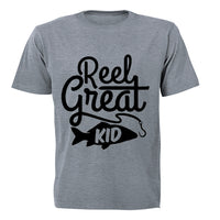 Reel Great Kid - Kids T-Shirt