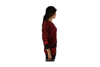 Red and Black Long Sleeve Referee Top - BuyAbility South Africa
