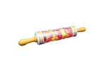 Roll and Store Pin – Rolling Pin with Cookie Cutters - BuyAbility South Africa