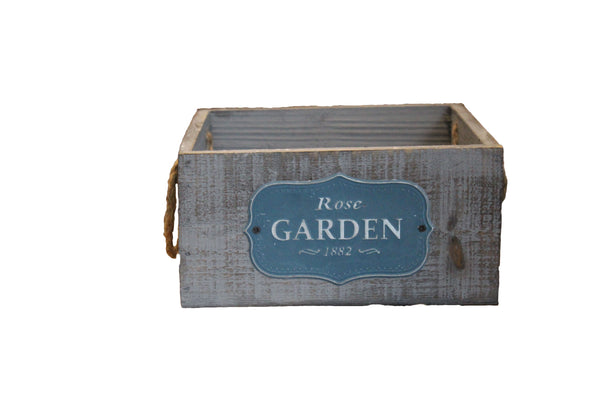 Large Rose Garden Box (200mm x 100mm x 200mm) - BuyAbility South Africa