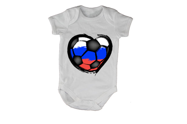 Russia - Soccer Inspired - Baby Grow - BuyAbility South Africa