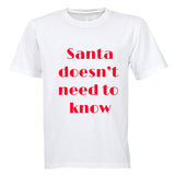 Santa doesn't need to know - BuyAbility South Africa