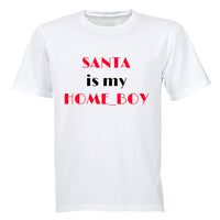 Santa is my Home_Boy