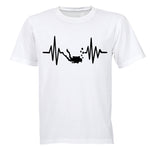 Scuba Diver Lifeline - Adults - T-Shirt - BuyAbility South Africa