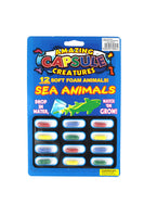Sea Animals – Capsule Foam Creatures