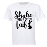 Shake Your Cotton Tail - Easter Inspired - Kids T-Shirt - BuyAbility South Africa