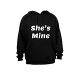 She's Mine - Hoodie - BuyAbility South Africa