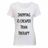 Shopping is cheaper than therapy!