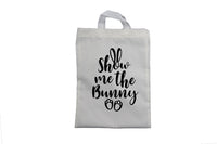 Show Me The Bunny - Easter Bag