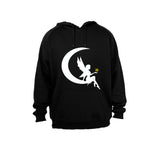 Sitting on the Moon - Hoodie - BuyAbility South Africa
