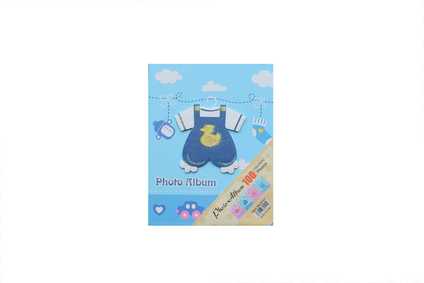 Blue Baby, Duck Photo Album - BuyAbility