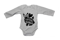 Snuggle Bunny, Hearts - Easter - Baby Grow - BuyAbility South Africa