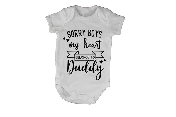 Sorry Boys - My Heart Belongs to Daddy - BuyAbility South Africa