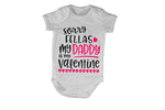 Sorry Fellas, my Daddy is my Valentine! - BuyAbility South Africa