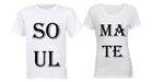 Soul Mate - Couples Tees