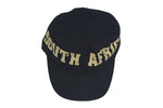 South Africa - Patrol cap - Black