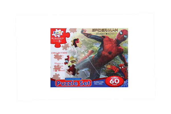 Spider-Man - 60 Piece Puzzle