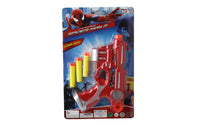 Spiderman Sponge Bullet Toy Gun - BuyAbility South Africa
