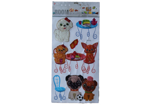 Dogs Wall Stickers - BuyAbility South Africa
