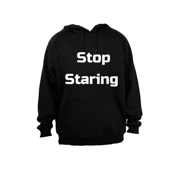 Stop Staring - Hoodie - BuyAbility South Africa