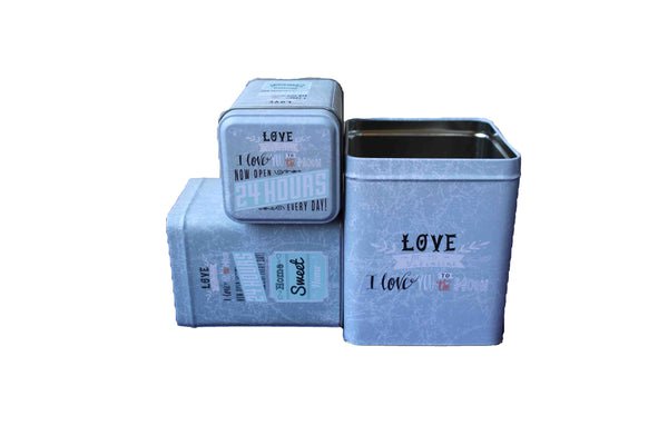 3 Piece 'LOVE' Tins - BuyAbility South Africa