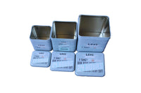 3 Piece 'LOVE' Tins - BuyAbility