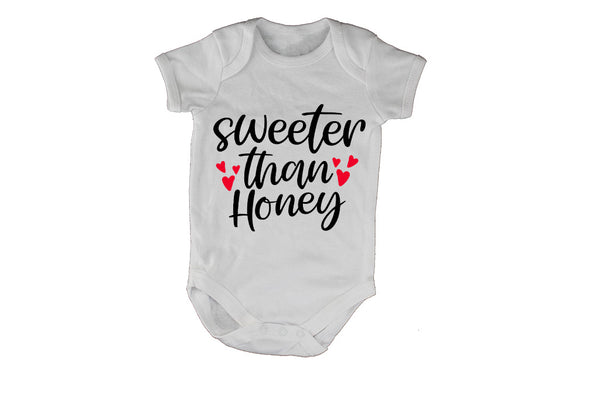 Sweeter Than Honey - Valentine - Baby Grow - BuyAbility South Africa