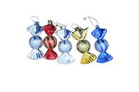 Large Christmas Tree Decoration Sweets (Set of 5)
