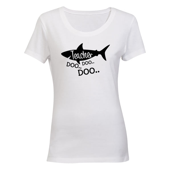 Teacher Shark - Ladies - T-Shirt - BuyAbility South Africa
