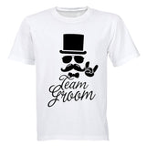 Team Groom - Mr Cool! - Adults - T-Shirt