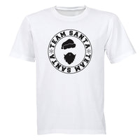 Team Santa - Christmas - Adults - T-Shirt - BuyAbility South Africa