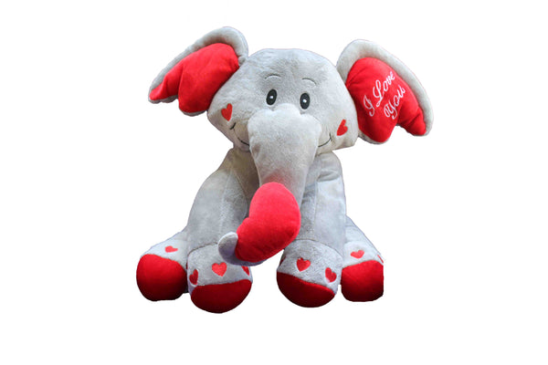 'I Love You' Elephant - BuyAbility South Africa