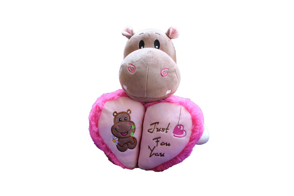 Pink Hippo, 'Just for You' - BuyAbility South Africa