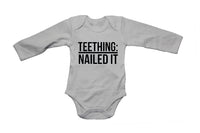 Teething: Nailed It - Babygrow - BuyAbility South Africa