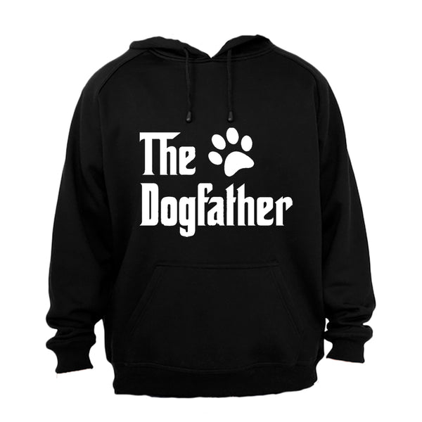 The Dog Father - Paw - Hoodie - BuyAbility South Africa