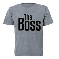 The BOSS - Adults - T-Shirt