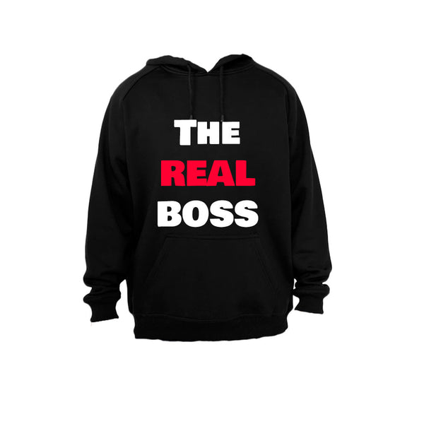 The Real Boss - Hoodie - BuyAbility South Africa