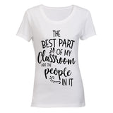 The best part of my Classroom are the People in it! BuyAbility SA