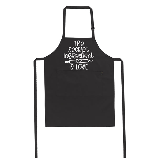 Secret Ingredient is Love - Apron - BuyAbility South Africa