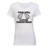 This Girl Loves Christmas - BuyAbility South Africa