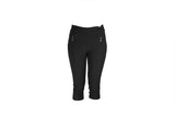 Ladies Black Three Quarter Pants - BuyAbility South Africa
