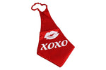 Extra Large Love Tie - XOXO