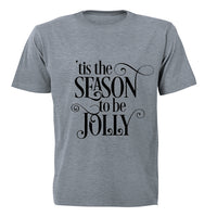 'Tis The Season to be Jolly - Adults - T-Shirt - BuyAbility South Africa