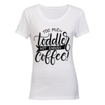 Too much Toddler - not enough Coffee!! BuyAbility SA