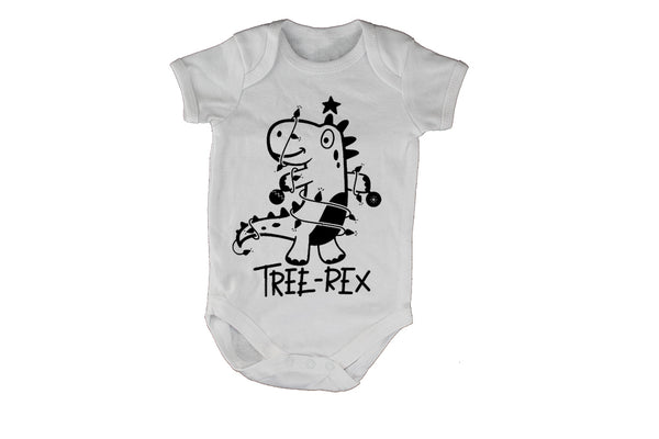 Tree-Rex - Christmas - Baby Grow - BuyAbility South Africa