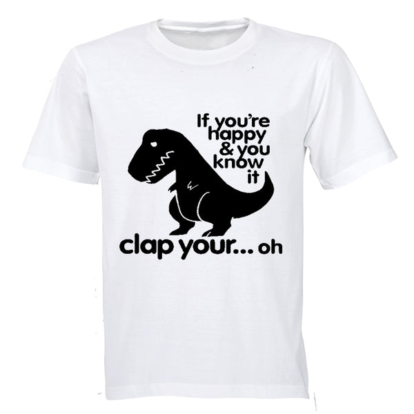 Dino - If you Happy and You know it.. - BuyAbility South Africa