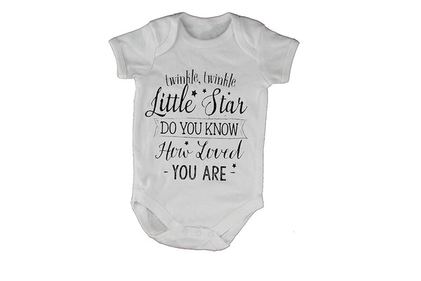 Twinkle, Twinkle Little Star, Do You Know How Loved You Are!