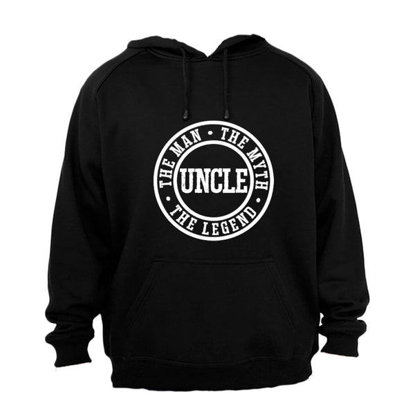 Uncle - The Man - Hoodie